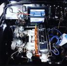 Triumph TR3 TCF de 1963 avec hard top et boite synchro !